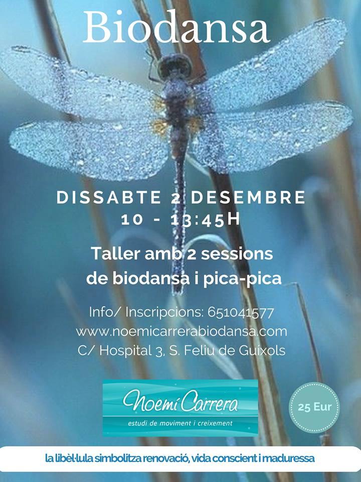 Taller Biodansa_2 Desembre_ Noemí Carrera