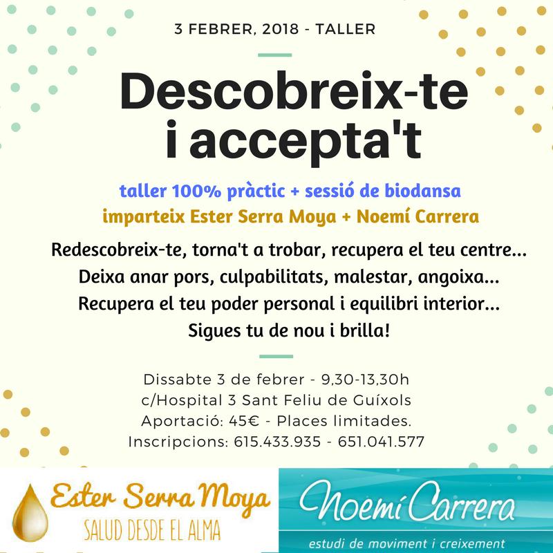 Biodansa + Ester Serra