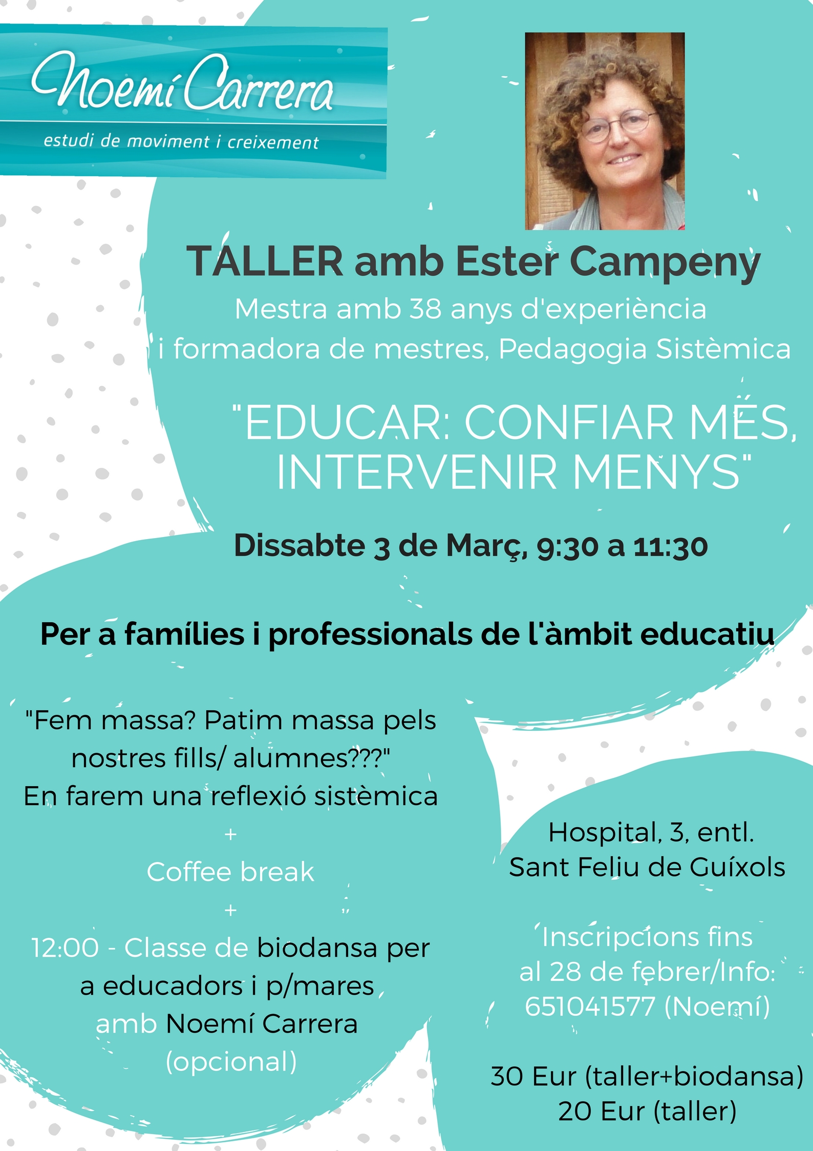 Taller_Noemí Carrera Estudi de moviment i creixement_Ester Campeny_3 Març