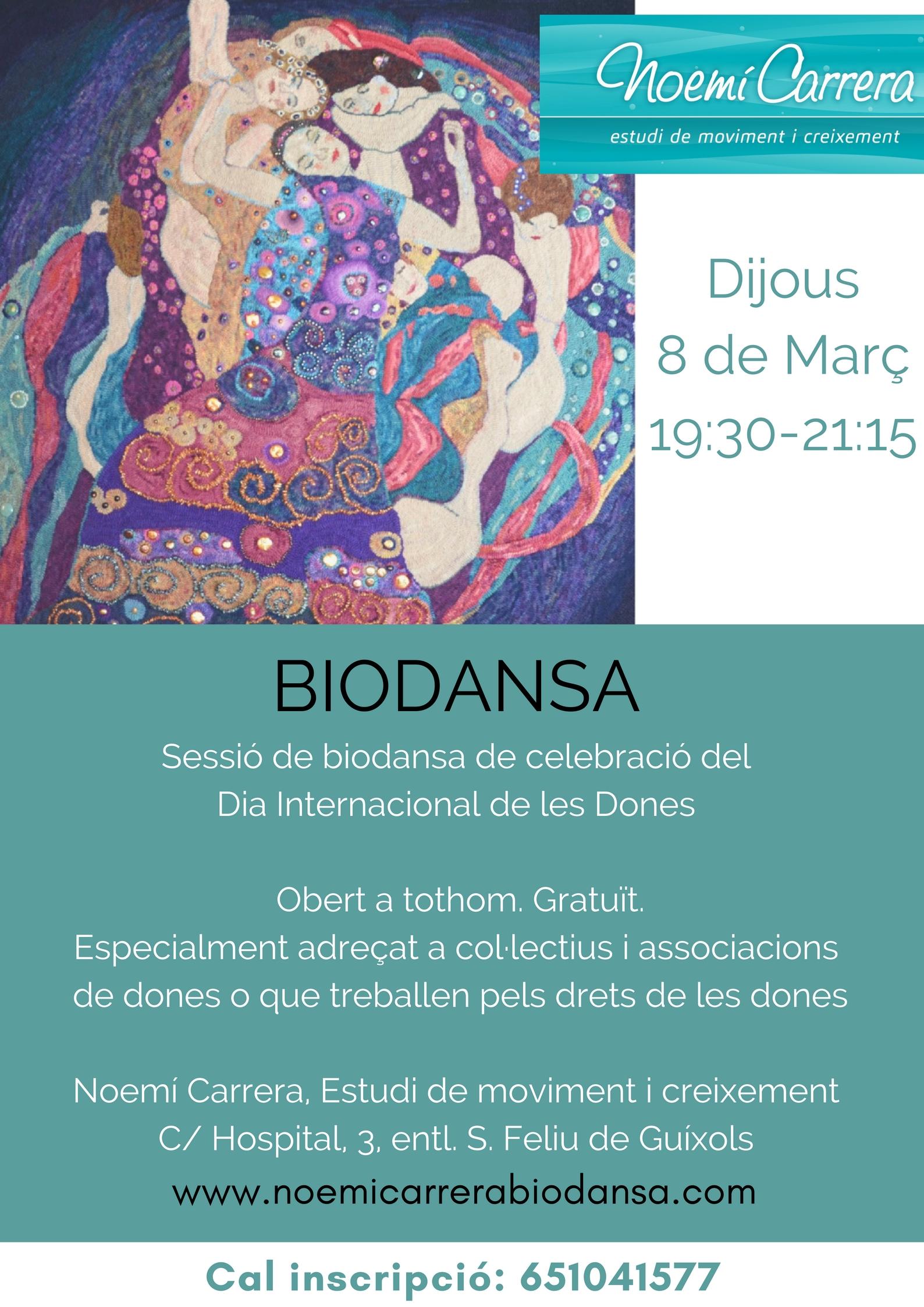 Dia de la Dona_Biodansa_Noemí Carrera_8-3