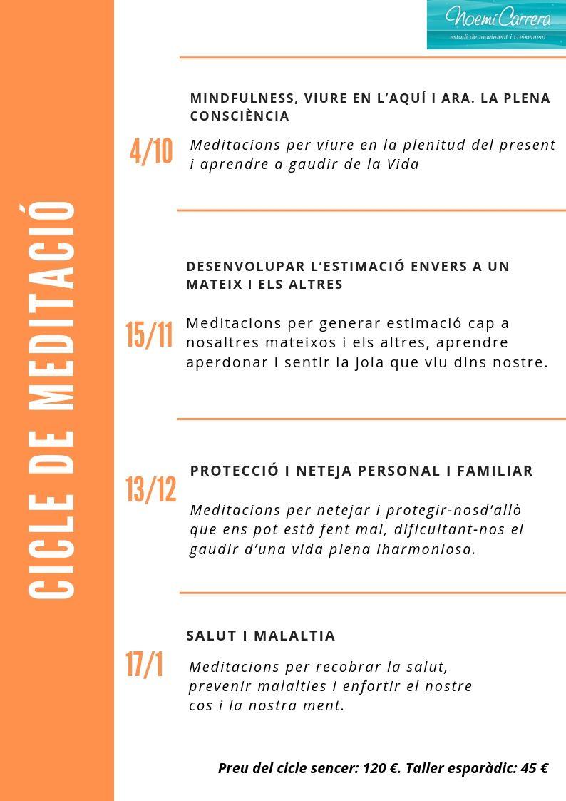 Juan M. Justícia meditació