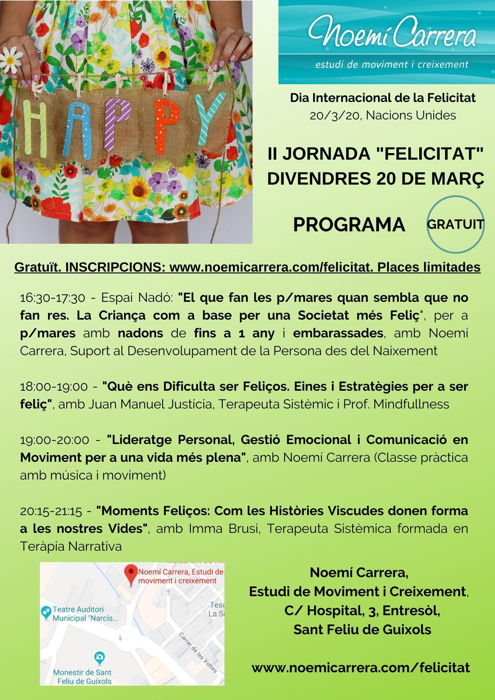 Jornada Felicitat_Noemí Carrera Estudi